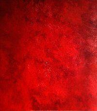 kunst-minimalisme-schilderij, rood schilderij -Armando-7.jpg