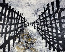 kunst-minimalisme-zwart wit schilderij -Armando-8.jpg