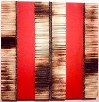 kunst-minimalisme-schilderij van verbrande lucifers-bernard aubertin-5.jpg