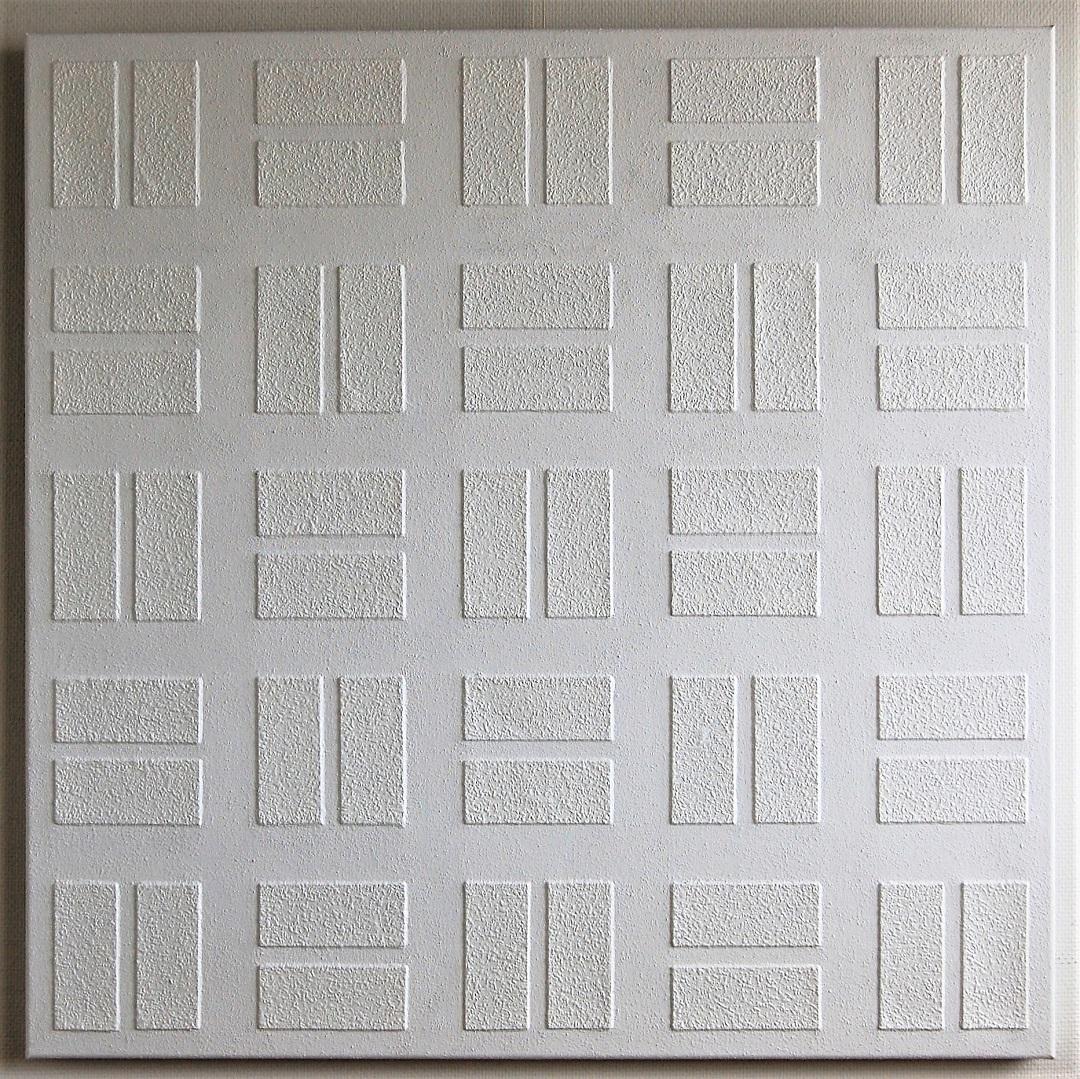 100a-kunst-minimalisme-schilderij-wit-met papier machë-100x100cm-1250euro-henkbroeke.jpg