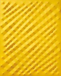 kunst-minimalisme-geel schilderij van enrico castellani-3.jpg