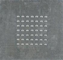 kunst-minimalisme-grijs schilderij van enrico castellani-5.jpg