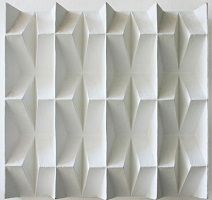 kunst-minimalisme-wit karton wandobject van jaap egmond-4.jpg