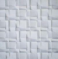 kunst-minimalisme-wit karton wandobject van jaap egmond-5.jpg