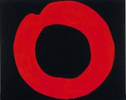 kunst-minimalisme-schilderij van jiro yoshihara-3.jpg